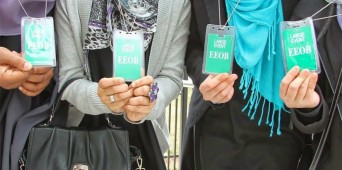 Al-Huda Highschool Girls invited to the White House!