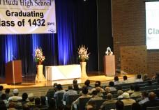 Al-Huda School graduates its first senior class of 14 students