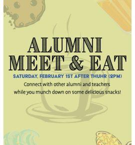 Alumni Meet and Eat