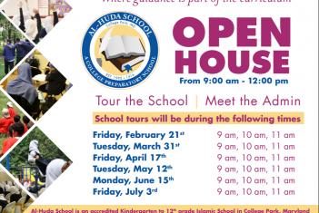 Al-Huda School Open House