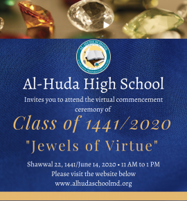 Class of 1441/2020 Virtual Commencement